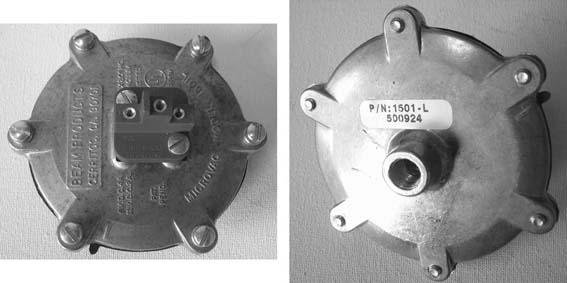 Vakuum Ventil Beam 1501-L