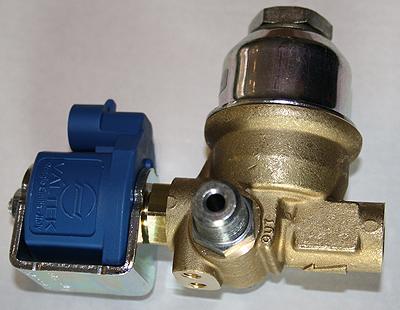 Filter-Absperrventil Typ 07 / 12V