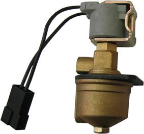 Gas-Filter-Absperrventil L46 ohne Nippel und Ü-Muttern