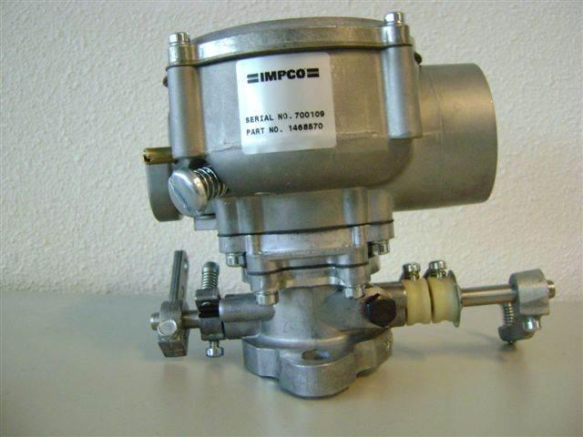 Impco Mischer CA100-570 / GM-3,0 Liter