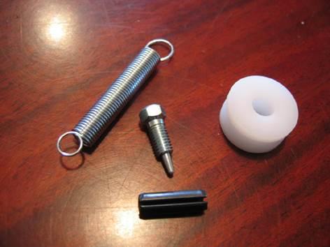 Rückzugelement AS2-50-2 für 7,95mm