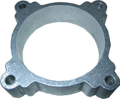 Flansch AS3-45 für Mischer 200 20mm hoch