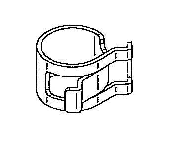 Federbandschelle 15,7mm -17,5mm aussen für 10er Wasser & 10er LPG-Schlauch