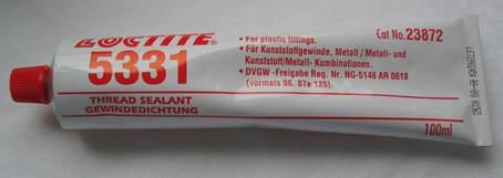 Loctite Gewindedichtung 5331 Dichten von Kunststoff-Fittings in Metall - 100ml