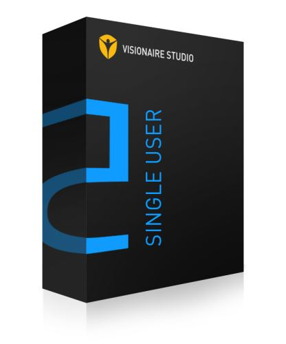 Visionaire Studio 5 - INDIE (Single User)