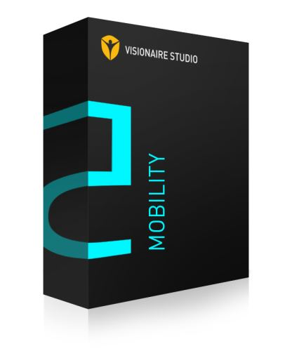 Visionaire Studio 5 - MOBILE License