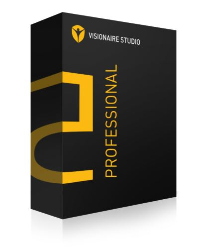 Visionaire Studio 5 - PROFESSIONAL License