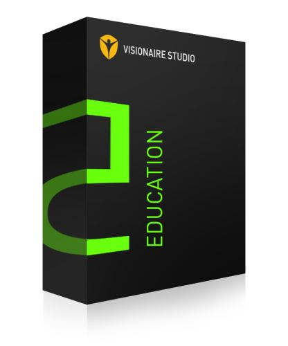 Visionaire Studio 5 - EDUCATION License