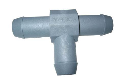T-Stück PVC 3x15mm