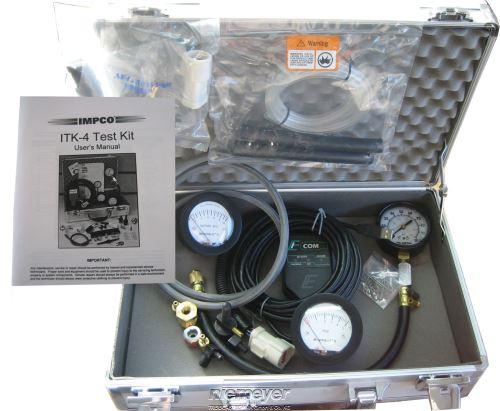 Testkoffer ITK-4  f. Spectrum