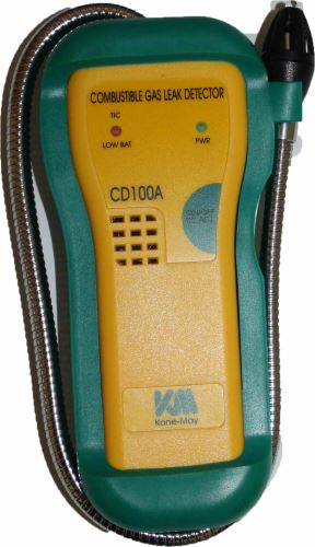 Testgerät Gasanalyser / Gasdetector Impco IGD 1500