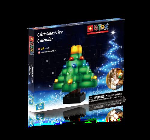 STAX® Adventskalender - LEGO® kompatibel