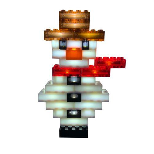 STAX® Adventskalender Frosty - LEGO® kompatibel