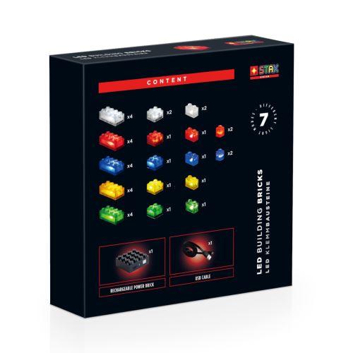 STAX® Basic Transparent - LEGO®-kompatibel