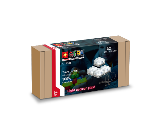 STAX® Extension Cables - LEGO®-kompatibel