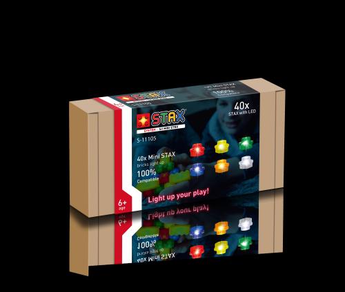 STAX® Mini Stax - LEGO®-kompatibel