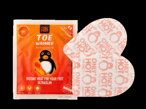 Zehenwärmer (5 Paar) - gegen kalte Zehen! ONLY HOT®