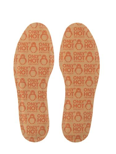 Fußwärmer (5 Paar) - gegen kalte Füße! ONLY HOT®