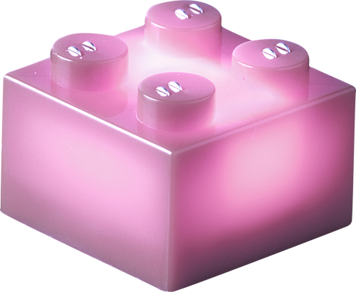 STAX® 2x2 Pink
