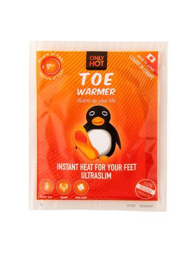 KOSTENLOS ZUM AUSPROBIEREN !!!  Zehenwärmer (2 Paar) - gegen kalte Zehen! ONLY HOT®