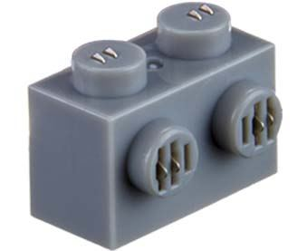 25 x STAX ® Angle connector Grau matt
