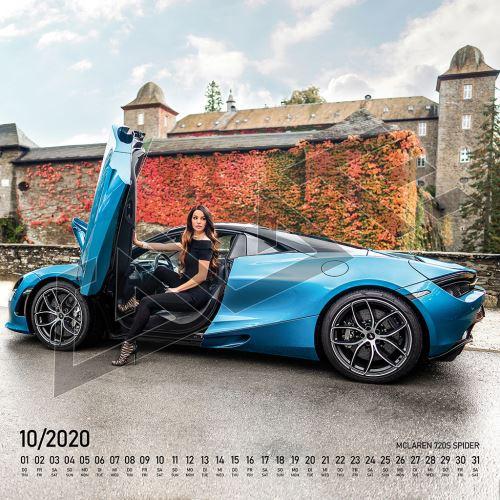 Sophia Calate Kalender 2020
