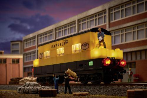 Märklin®/STAX®-Postwagen
