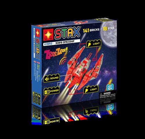 STAX ® Spaceship - LEGO®-kompatibel