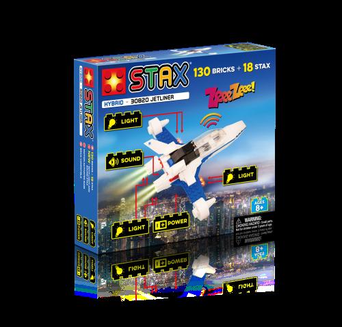 STAX ® Jetliner - LEGO®-kompatibel