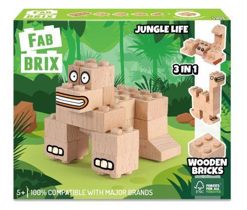 FABBRIX - Dschungeltiere