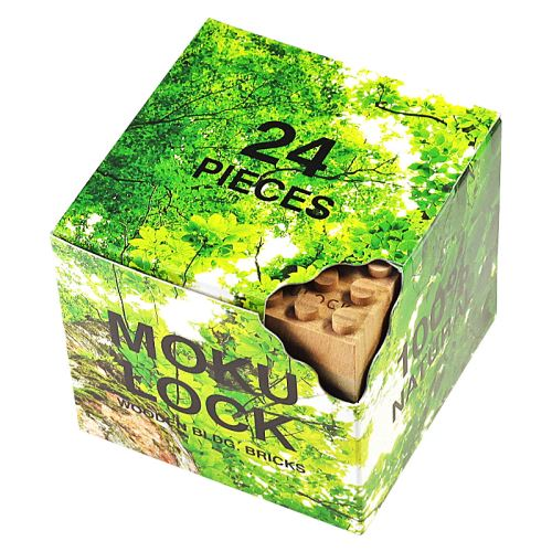 Mokulock ® 24 Steine