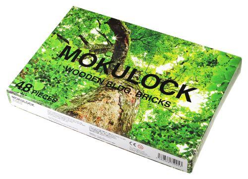 Mokulock ® 48 Steine