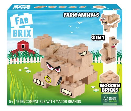 FABBRIX - Farmtiere