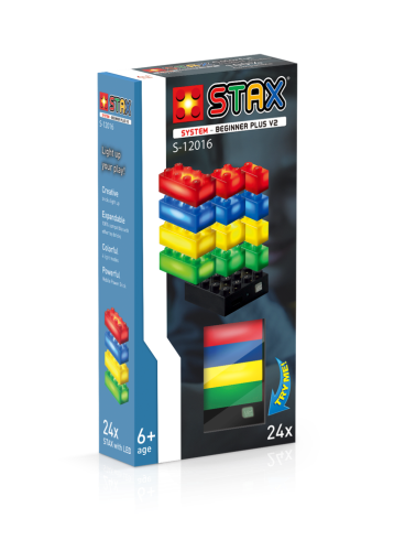 STAX® Beginner Plus V2 - S-12006 LEGO®-kompatibel