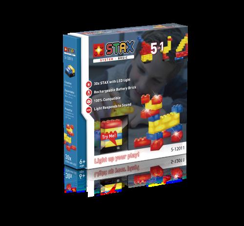 STAX® Basic - LEGO®-kompatibel