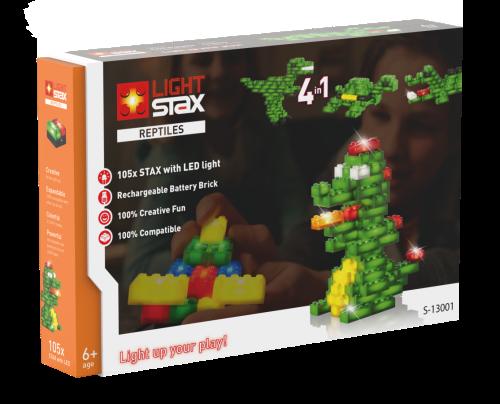 STAX® Reptiles - LEGO®-kompatibel