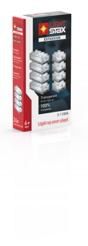 STAX® Expansion Pack - Transparent - LEGO®-kompatibel