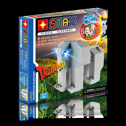 STAX® Elefant - H11103 LEGO®-kompatibel
