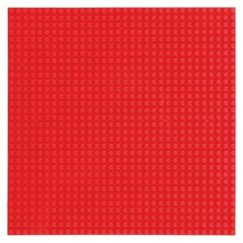 Strictly BRIKS LBP32RD Bauplatte 32x32 Rot
