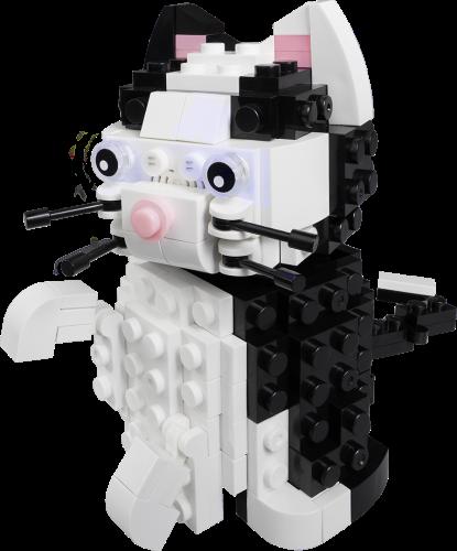 STAX® Katze - H11112 LEGO®-kompatibel