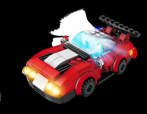 STAX® H12110 Rennwagen - LEGO®-kompatibel