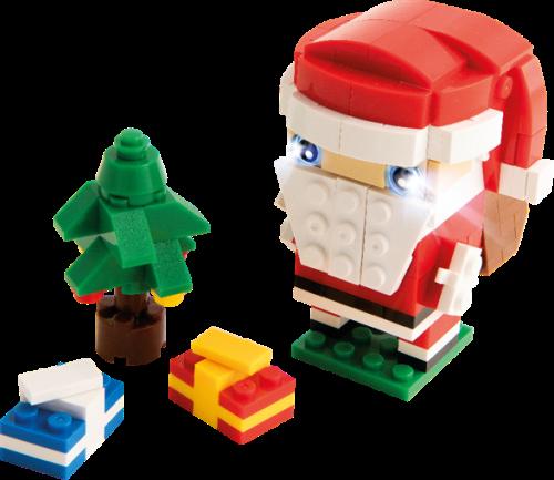 STAX® Weihnachtsmann - 30812 LEGO®-kompatibel