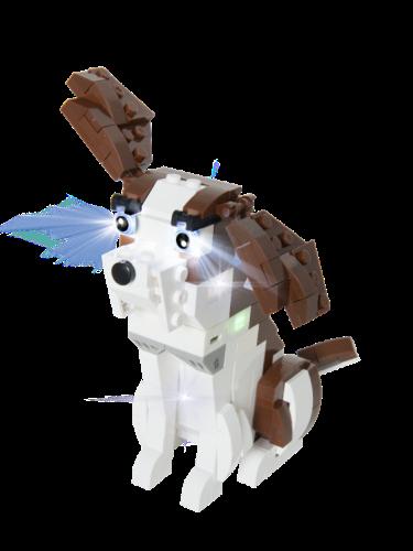 STAX® Hund - LEGO®-kompatibel