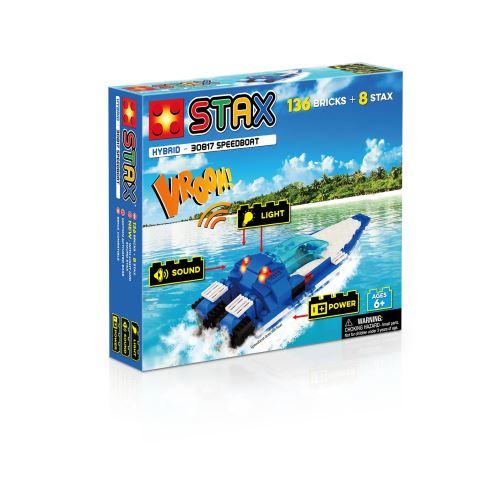 STAX ® Speedboat 30817  - LEGO®-kompatibel