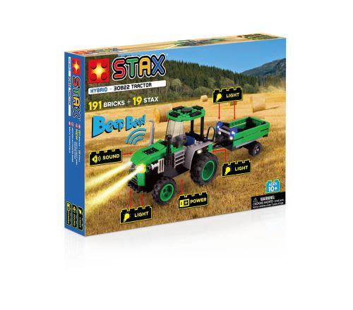 STAX ® Tractor 30822 - LEGO®-kompatibel