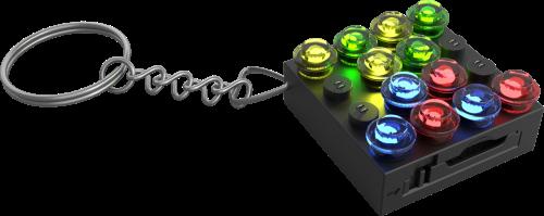 STAX® Schlüsselanhänger - LEGO®-kompatibel