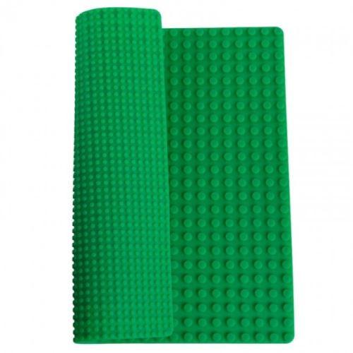 Strictly BRIKS SCR24N48GR Zweiseitige Silikon Baumatte Grün