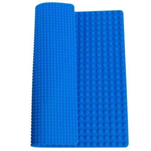 Strictly BRIKS SCR24N48BL Zweiseitige Silikon Baumatte Blau
