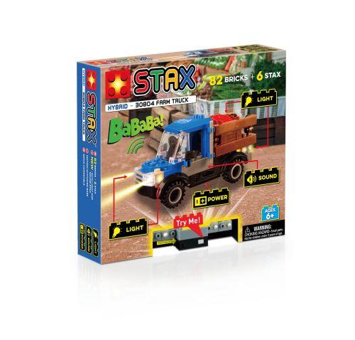 STAX Farm Truck LS-30804- LEGO-kompatibel