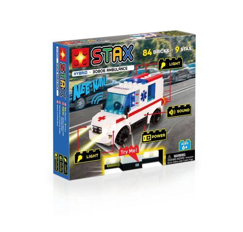STAX Ambulance - 30806 LEGO-kompatibel